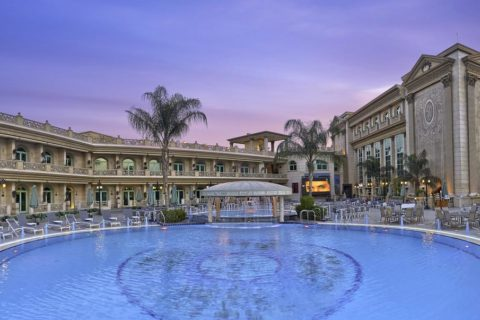 Al Masa Hotel.